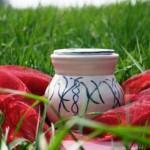 Afrikaanse pot-Keramiek